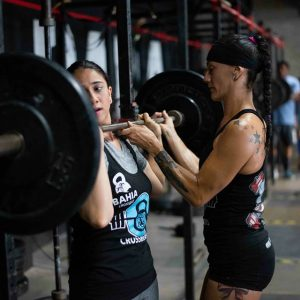 Nara Training Barbell at Bahia CrossFit