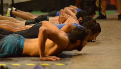 TEAM BURPIEES CrossFit in Puerto Vallarta