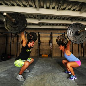Personal Training Skills Session at Bahia CrossFit