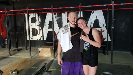Engaged at the CrossFit Open 2018 | Puerto Vallarta, Mexico